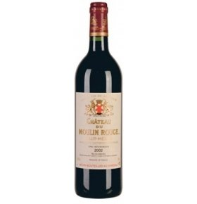 Вино Chateau du Moulin Rouge Bordeaux Rouge 0.75л