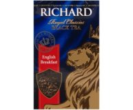 Чай черный Richard English Breakfast 90г