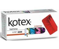 Гигиенические тампоны Kotex Super 32 шт