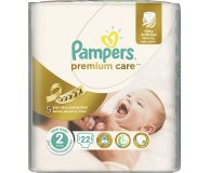 Подгузники Pampers Premium Care Mini 3-6кг 22шт/уп