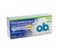 Тампоны O.b. ProComfort Night Super+Comfort 16шт/уп