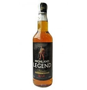 Виски Highland Legend 1л