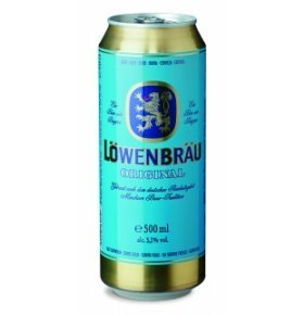 Пиво Lowenbrau Original светлое ж/б 0,5л