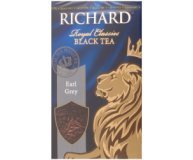 Чай черный Richard Earl Grey 25*2г/уп